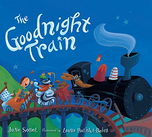 The Goodnight Train (Going On A Train For The First Time)
