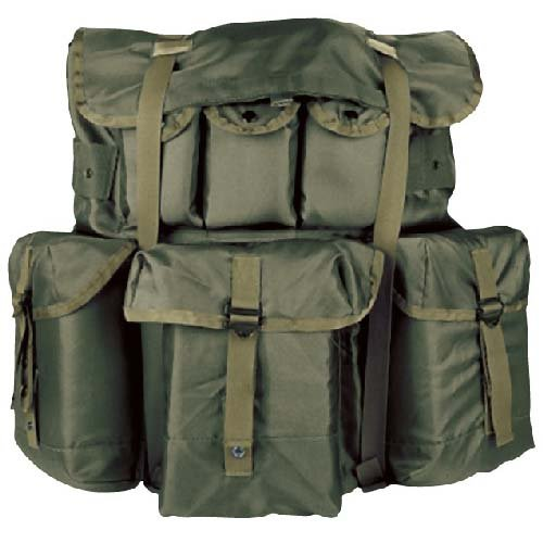 5ive Star Gear GI Spec Large Alive Pack, Olive (Olive Drab Alice Pack)