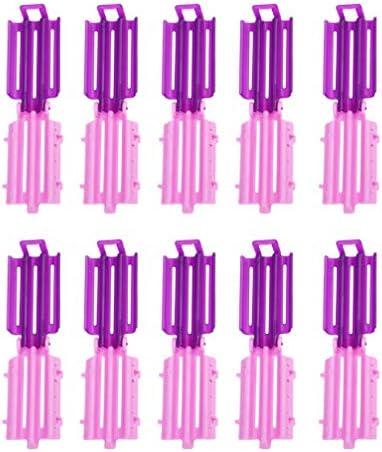 Pixnor Haarspeld met hars voor krultang en krultang paars roze