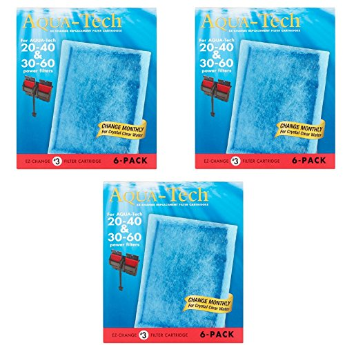 AquaTech EZ-Change Replacement #3 Filter Cartridge, 6 pack (3) by  (Image #3)