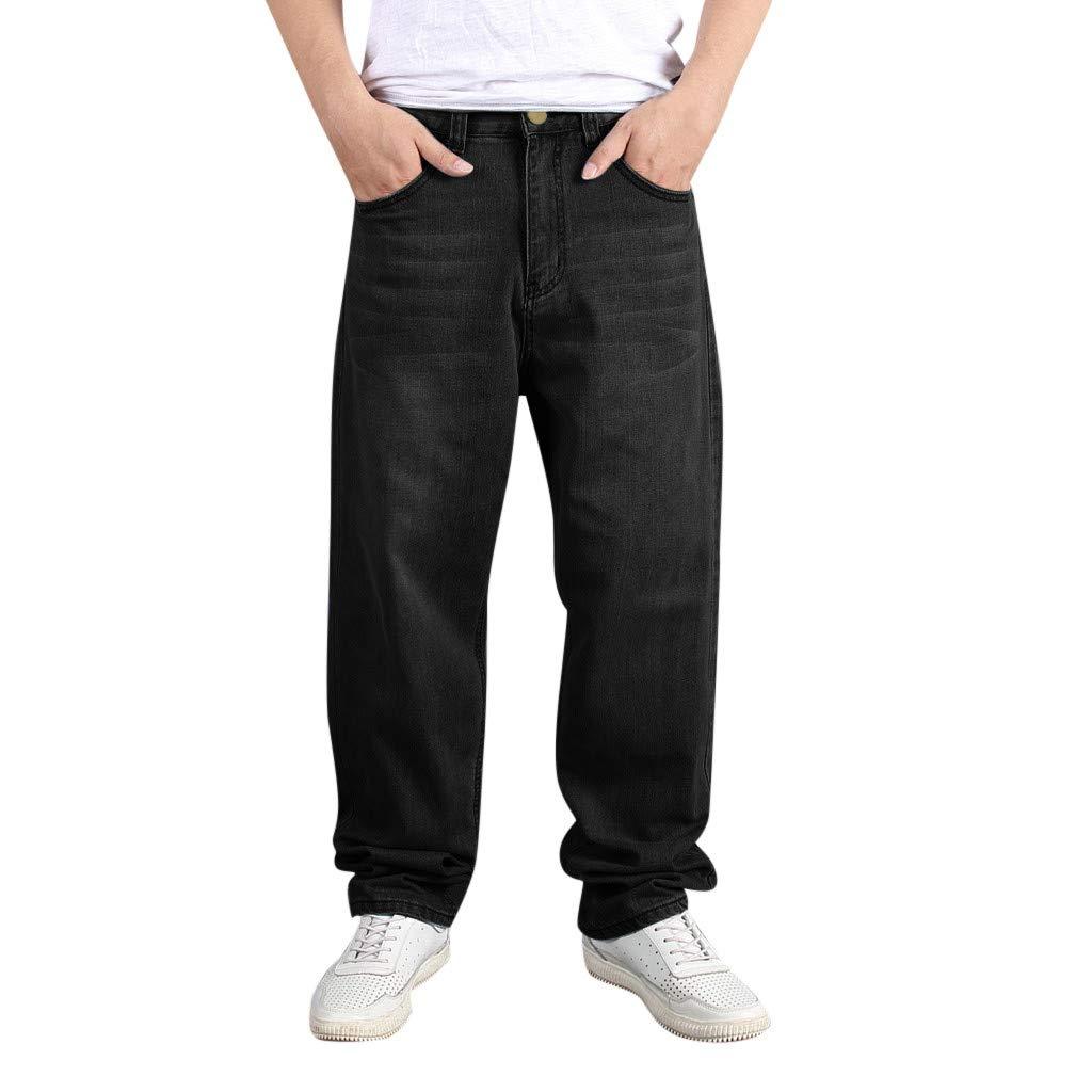 SHE.White Pantalon de travail long pour homme Bleu clair 36 noir