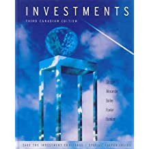 Investments, Canadian Edition (3rd Edition)