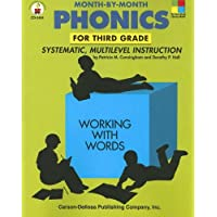 Month-by-Month Phonics for Third Grade: Systematic, Multilevel Instruction for Third...