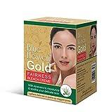 Bleaching Cream With 10 Hydroquinone - Blue Heaven Gold Fairness Bleach Creme with Aloevera (40 GM)