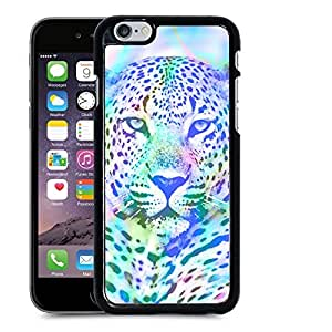 Case88 Designs Leopard TREND MIX 0794 Protective Snap-on Hard Back Case Cover for Apple Iphone 6 4.7""