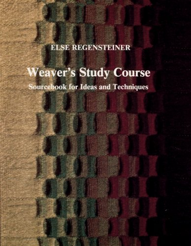 Weaver's Study Course:: Sourcebook for Ideas and Techniques