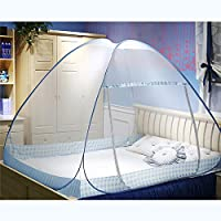 Ben Carter Mosquito Net Foldable King Size -Double Bed- Superior Quality