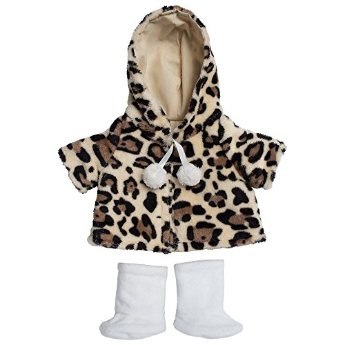 Manhattan Toy Baby Stella Bundle Up Baby Doll Clothes for 15 Dolls