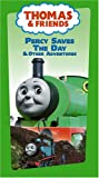 Thomas & Friends:Percy Saves the Day [VHS]