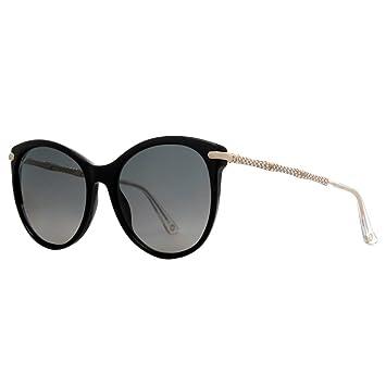 7945dc176da71 Sunglasses Gucci 3771 N S 0ANW Black Gold   WJ gray sf pz lens at ...