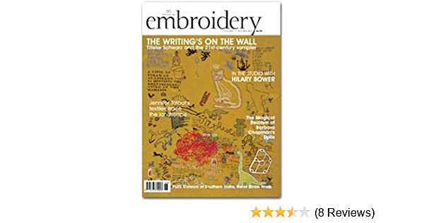 Embroidery Amazon Magazines