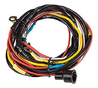 5140YHq fuL._SX342_ amazon com wiring harness for front mount distributor ford 8n 8 n Ford Tractor Wiring Harness Diagram at couponss.co