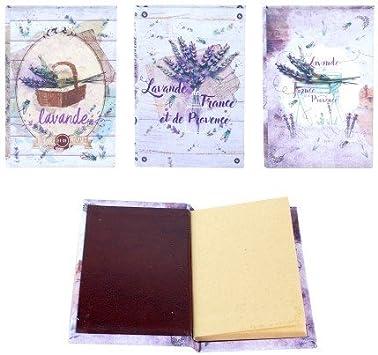 Set de 3 Libretas Decorativas
