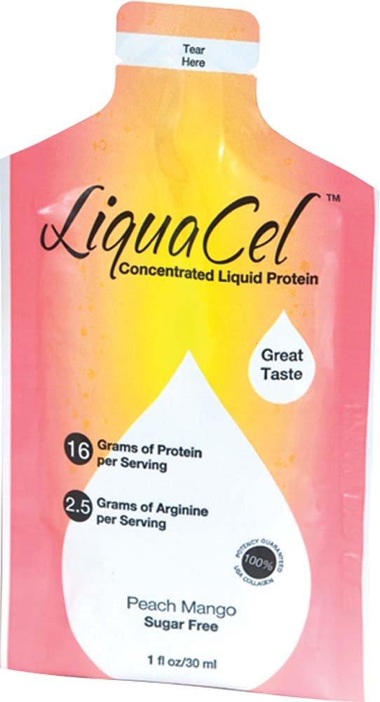 Liquacel - Peach Mango 1 OZ PACKET