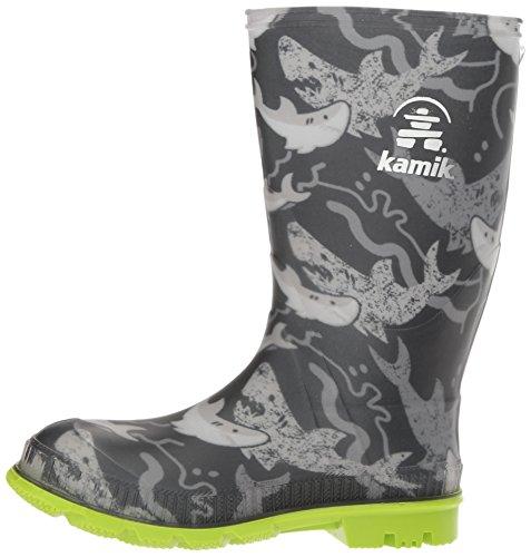 Pictures of Kamik Boy's STOMP2 Rain Boot EK4725F 5