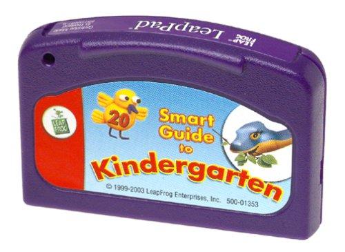 LeapFrog LeapPad Educational Book: Smart Guide to Kindergarten by LeapFrog (Image #2)