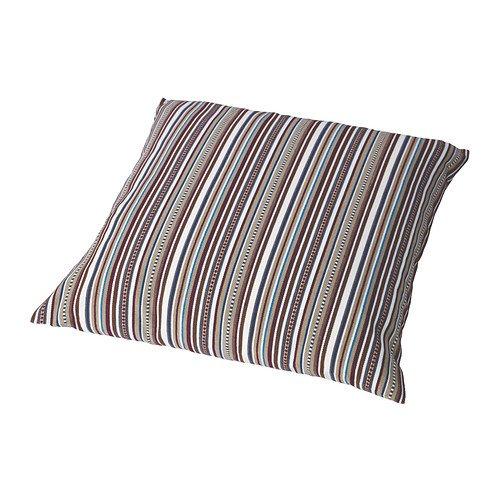 IKEA ELVILDA - Funda de cojín, marrón, multicolor - 50x50 cm ...