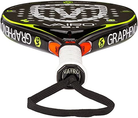 Vairo Palas Grapheno 9.1 Black Green Uni: Amazon.es: Deportes y ...