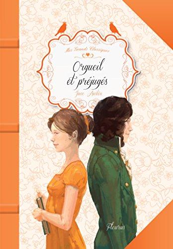 Orgueil et préjugés (Mes grands classiques) (French Edition)