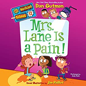 Mrs. Lane Is a Pain! Audiobook