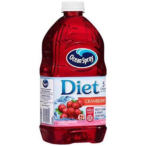 Ocean Spray Diet Cranberry Juice, 64 oz by Ocean Spray