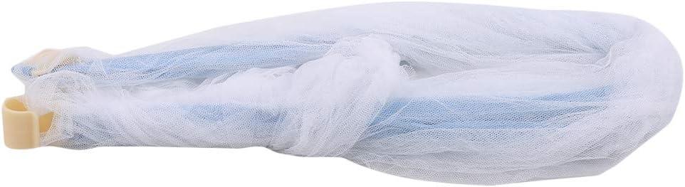 moustiquaires Pliables portatives pour lit de Tente /à Usage Domestique Unknow JIFeng Moustiquaire de Berceau arqu/ée