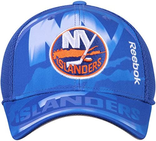 OSFA VT05Z Reebok New York Islanders Second Season Structured Trucker Hat