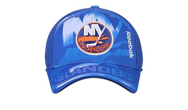 Reebok New York Islanders Slouch Strap Retro HAT EN40Z