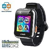 VTech Kidizoom Smartwatch DX2, black (Amazon Exclusive) (Renewed)