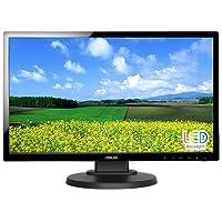 Asus 21,5 VE228TLB D-Sub+DVI LED Black FullHD, 90LMB4101Q022A1C (Black FullHD)