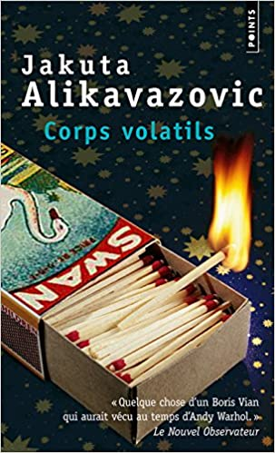 Corps Volatils (English and French Edition)