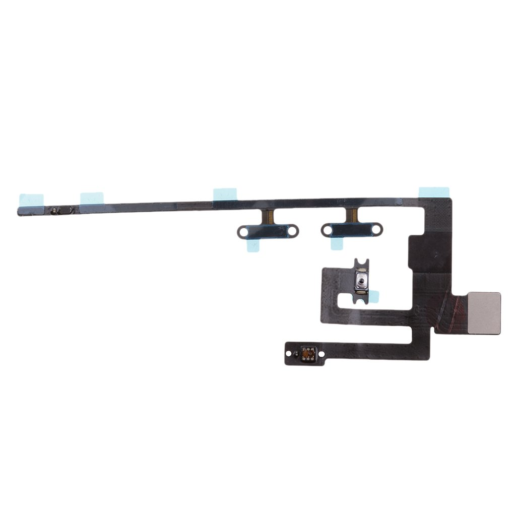 MonkeyJack Power Button ON/OFF Flex Cable Assembly Repair Part for Apple iPad Pro 10.5inch
