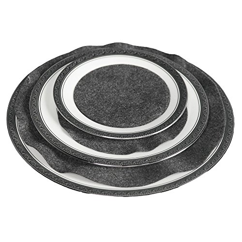 Richards Homewares Felt Plate Separators