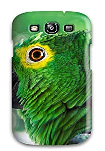 Christmas Gifts High Quality Parrot Tpu Case For Galaxy S3