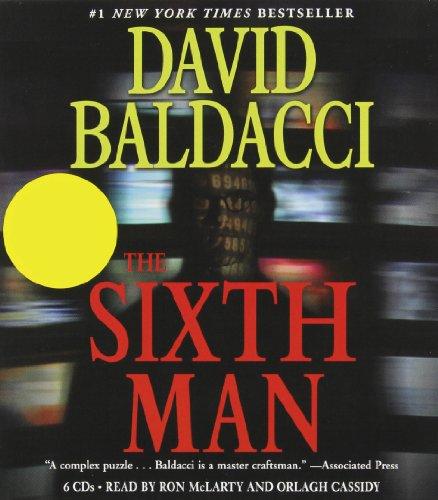 The Sixth Man (King & Maxwell Series) (David Cd On Baldacci Books)
