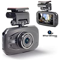 WheelWitness 2K HD Pro Dash Cam with GPS