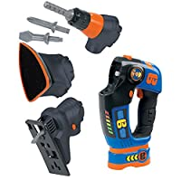 Bob The Builder Smoby 360132 3-in-1 Multi Tool Toy - Multicolor