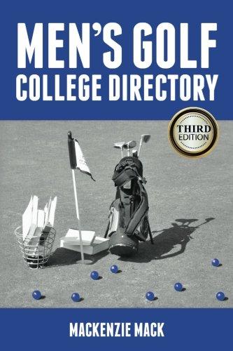 Download Men's Golf College Directory pdf epub