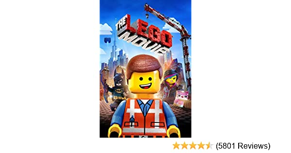 Amazoncom Watch The Lego Movie Prime Video