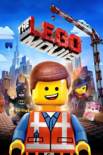 DVD : The Lego Movie