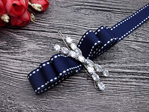 TD370-16 Double Side Saddle Stitch Grosgrain Ribbon5/8