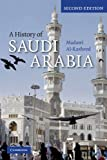 Front cover for the book A History of Saudi Arabia by Madawi al-Rasheed