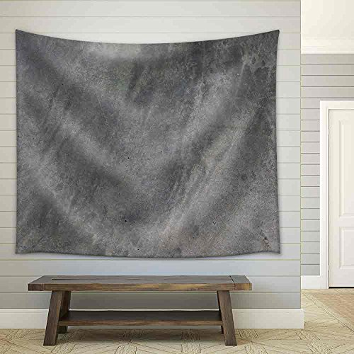White Plastered Wall Background Fabric Wall Tapestry