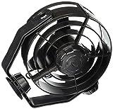 HELLA 003361012 '3361 Series' 24V DC 2 Speed Turbo Fan with Black Housing
