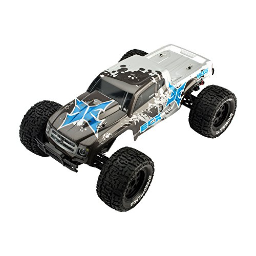 ECX Ruckus Monster Charcoal Silver product image