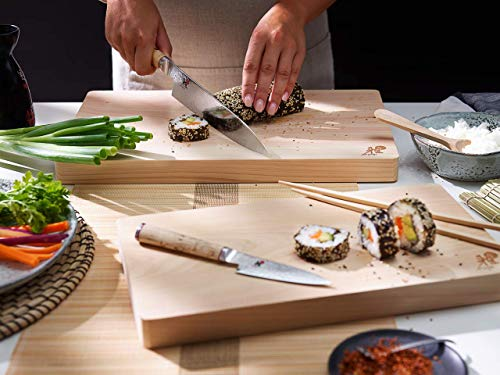 Miyabi 34373-203 Chef's Knife, 8-inch, Birch/Stainless Steel