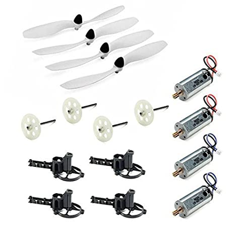 Yacool ®Jjrc H16 Tarantula X6 Rc QuadCopter Repuestos 4pcs Hélices ...