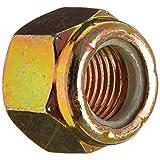 Hard-to-Find Fastener 014973285326 Grade 8 Nylon Insert Lock Nuts, 1/2-20, Piece-5
