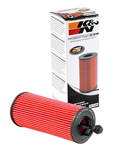 : K&N PS-7026 Oil Filter