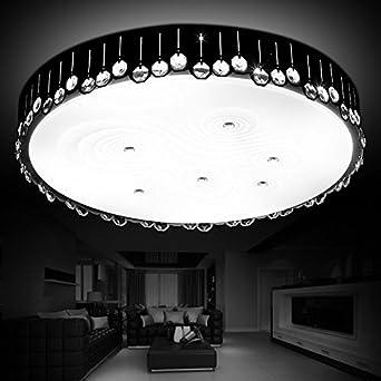 TYDXSD Stilvolle Deckenleuchte Rund Schlafzimmer Leuchten Modern  Minimalistischen Wohnzimmer Esszimmer Lampen Beleuchtung Led Lampen Warm